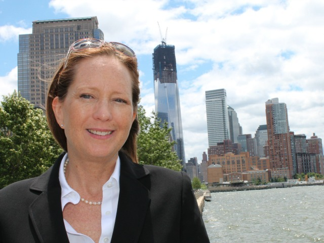 <p>Catherine McVay Hughes, the chairwoman of Community Board 1, was elected to the board of the Lower Manhattan Development Corporation Jan. 31, 2013.</p>