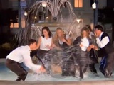 Duped 'Friends' Fans Flock to Fountain Which Has Nothing to Do With Show