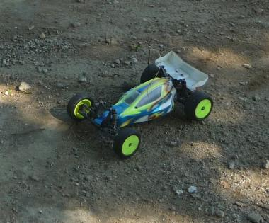 A community of remote control car enthusiasts thrives in the Bronx, complete with a homemade race track on Bronx Boulevard near Gun Hill Road.