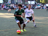 Steve Nash's Showdown Draws Soccer, NBA Stars to the Lower East Side