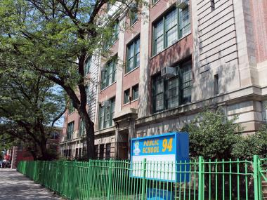 The city plans to reduce the number of pre-K classes at P.S. 94 in Brooklyn to make room for kindergarten classes.