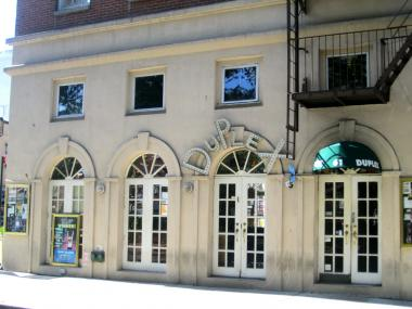 The Greenwich Village bar Duplex hosts cabaret and drag shows.