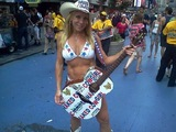 Naked Cowgirl to Premiere New Music Video in Times Square