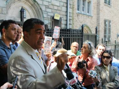 State Sen. Adriano Espaillat  called for a complete overhaul of the Board of Elections, saying it needs to be shut down.