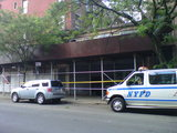 Part of Roof Collapses at Vacant Harlem Building