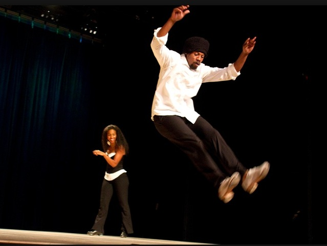The American Tap Dance Foundation turns 25 years old in 2012.