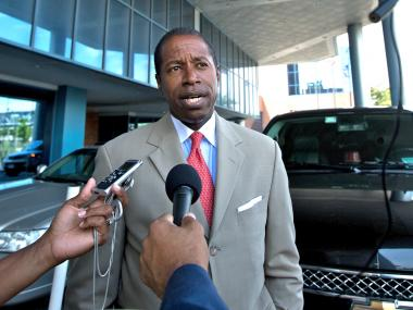 State Sen. Malcolm Smith was arrested Tuesday for allegedly trying to rig mayoral election.