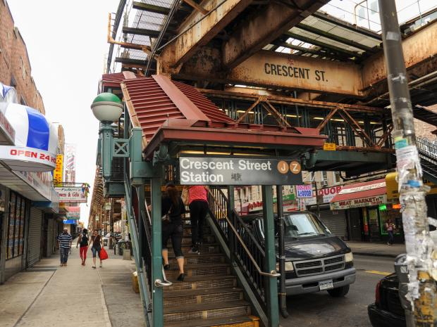 16 year old girl injured after falling on subway tracks in for 70 park terrace east new york ny