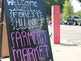 Popular Forest Hills Greenmarket Extended