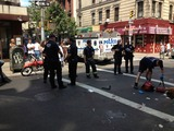 Man Riding Dirt Bike Injured After Crashing Into Car on Lower East Side