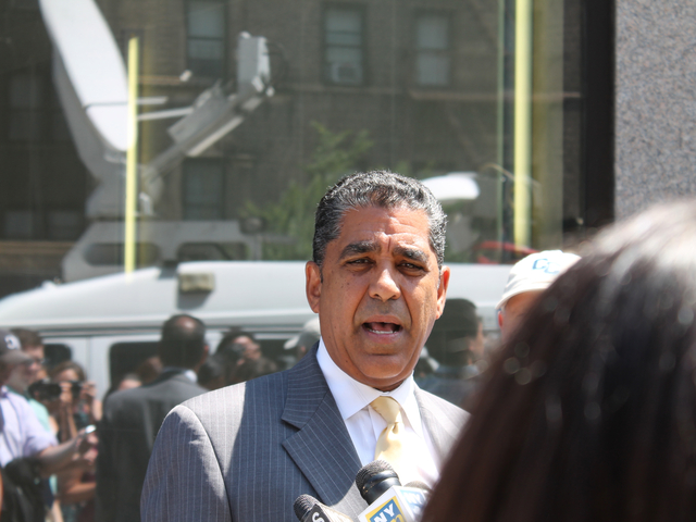 State Sen. Adriano Espaillat conceded to Rep. Charlie Rangel once and for all on July 10, 2012 — nearly two weeks after a contentious primary battle divided Upper Manhattan.
