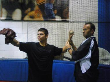 The Brooklyn Sports and Party Center on Third Avenue in Sunset Park offers private and group baseball clinics led by local high school coaches.