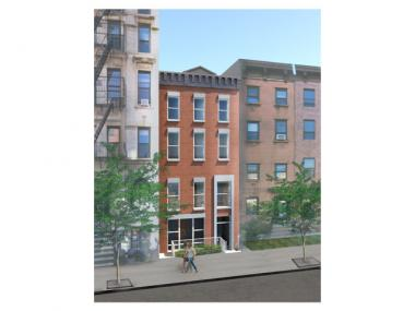 The Cooper Square Committee recently received more than $3 million in funding to renovate 222 East 13th Street.