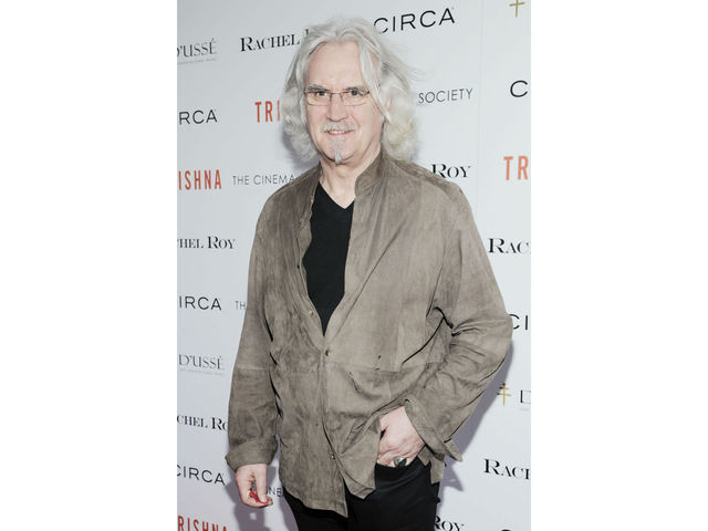 Billy Connolly at the Cinema Society screening of