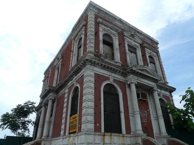 <p>The Coignet building, a city landmark, is on the site of the future Whole Foods in Gowanus at Third Street and Third Avenue. It will be preserved and the new store will be built along side it. The building was put up for sale or lease in January 2013.</p>