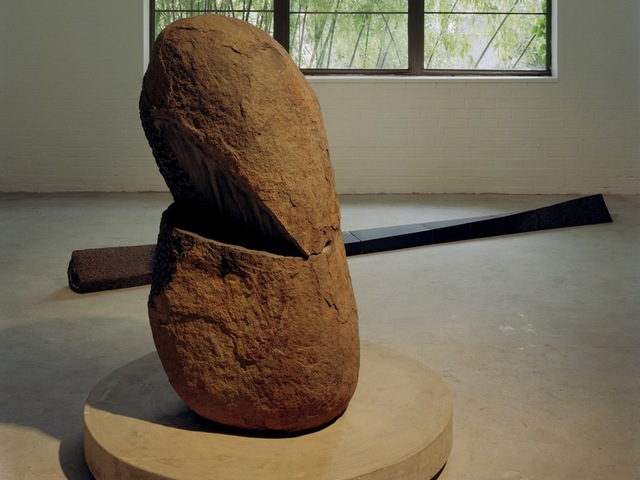 <p>Installation View, part of the permanent collection at The Noguchi Museum. The permanent collection of roughly 360 works &mdash; installed by the artist himself in the museum and sculpture garden he created for them &mdash; was unaffected.</p>