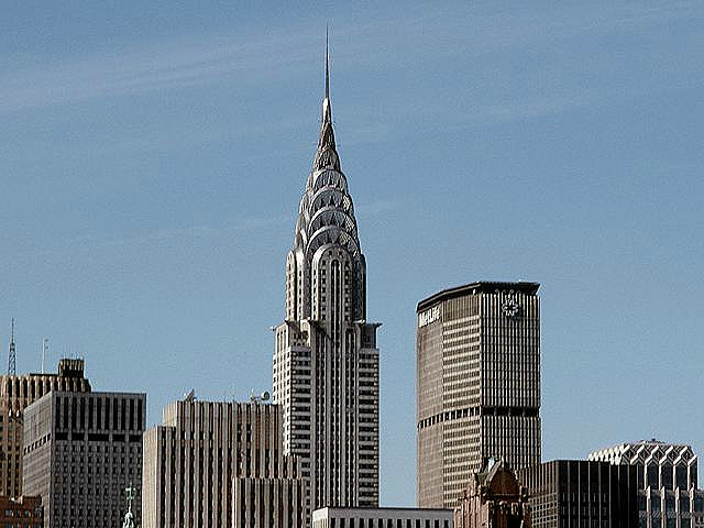 Part of the purpose behind the Midtown East rezoning was to allow for more iconic skyscrapers, much like the Chrysler Building.