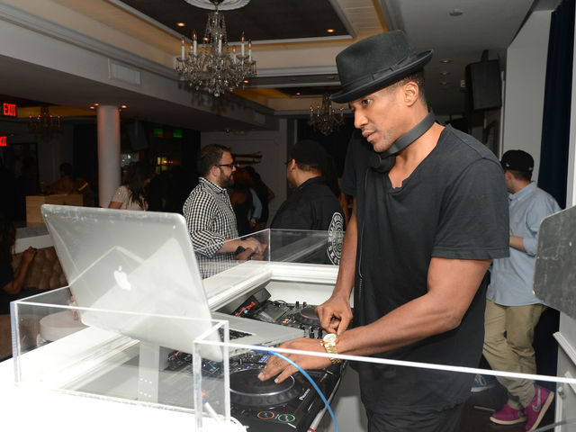 DJ Q-Tip is DJing at Irving Plaza on Friday.