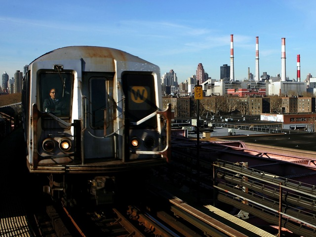 The W line was among services eliminated in 2010.