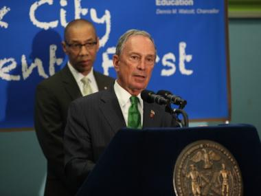 Mayor Michael Bloomberg said the city is a model for the rest of the country.