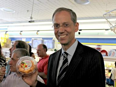 Health Commissioner Thomas Farley has made fighting obesity his No. 1 goal.