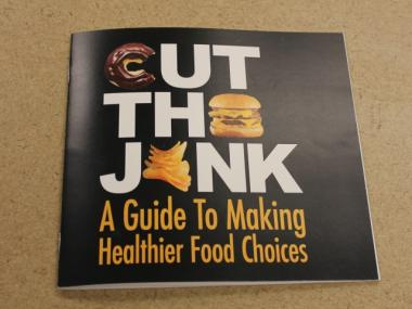 This new guide will be distributed to food stamp recipients to encourage healthier food choices.