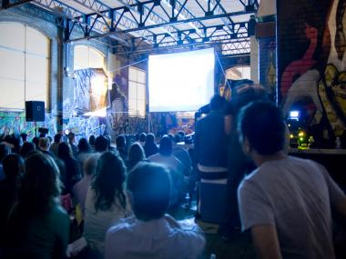 The Rooftop Films Summer Series will host several free outdoor moving screenings at the Richmond County Ballpark, St. George, this month, the first time the series has come to Staten Island.