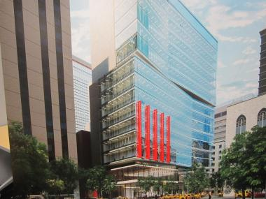 New York-Presbyterian Hospital expansion got the greenlight from Community Board 8 on Wednesday.
