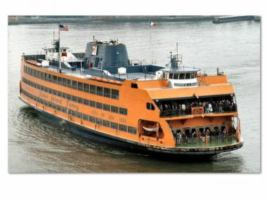 The city is looking to upgrade its aging fleet of Staten Island ferries.