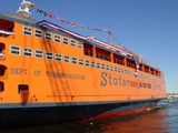 Staten Island Ferry Resumes Service Today