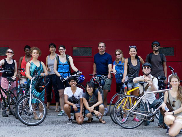 Brooklyn By Bike is a great way to meet Brooklynites who share a passion for biking.