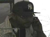 Cops Hunting Jackson Heights Bank Robber