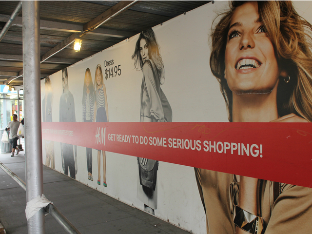 H&M is coming to the Fulton Street Mall.