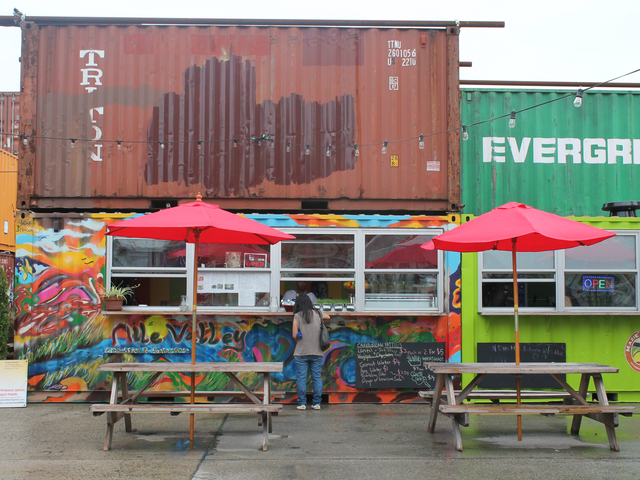 The Dekalb Street Market was temporary and will close soon to make room for CityPoint developments.