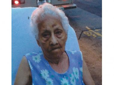 This woman was taken to a hospital after she was found disoriented near Mapes Avenue and East 180th Street in The Bronx Thursday, July 20, 2012, the NYPD said.