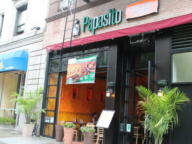 Papasito on the Upper West Side was hit with a $10,000 fine in June for operating with another owner's liquor license.