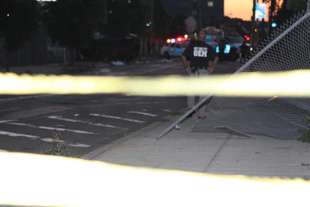 Five died at the scene of this July 22, 2012 car accident in Queens.