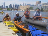 North Brooklyn Boat Club Adds Floating Dock for Easier Water Access
