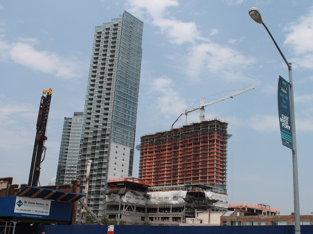 Long Island City is undergoing a real estate boom.