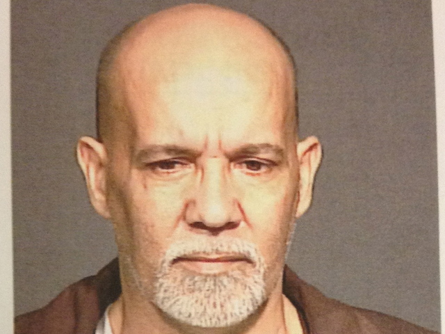 <p>Alleged Etan Patz killer, Pedro Hernandez, in his mugshot after being arrested on May 23, 2012</p>