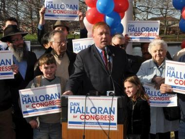 City Councilman Dan Halloran.