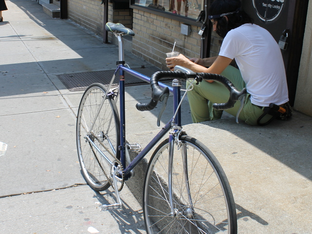 Deputy Inspector Terence Hurson said that when people's bikes are stolen it can be nearly impossible to retrieve them unless they are etched.