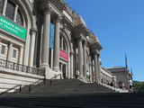 Metropolitan Museum Plaza Construction Will Re-route Bus and Foot Traffic