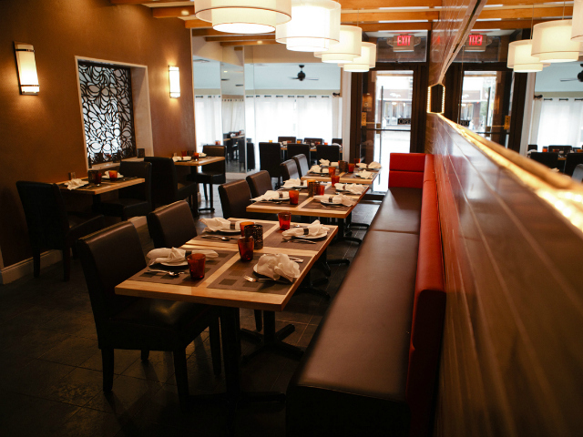 Moti Mahal Delux's First Avenue spot is its first U.S. location.