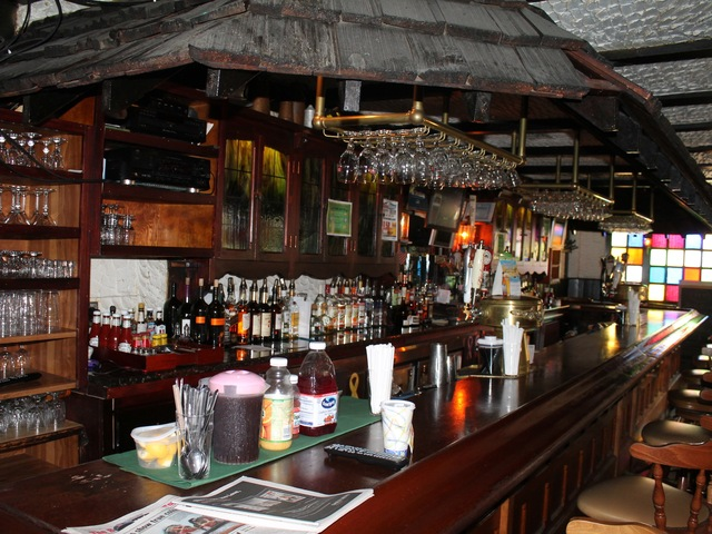 <p>Dan Connor and James Jacobson, two longtime friends who were regulars at Donovan&#39;s for years, are taking over ownership of the Woodside pub in 2013. The bar and restaurant has been open for nearly 50 years.</p>