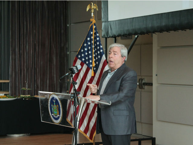 Marty Markowitz, Borough President, talks about the greatness of Brooklyn.