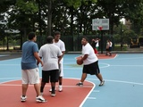 $1.4M Revamp Leaves Inwood Sports Courts Without Lights, Parks Dept. Says