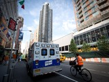Cyclist Injured in Upper East Side Crash