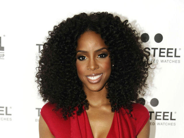 Kelly Rowland at the launch of her CEO Tech Special Edition watch at the Top of the Standard, Tuesday, July 31, 2012.