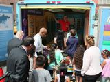 City to Use Converted Trailer to Teach Kids About Recycling
